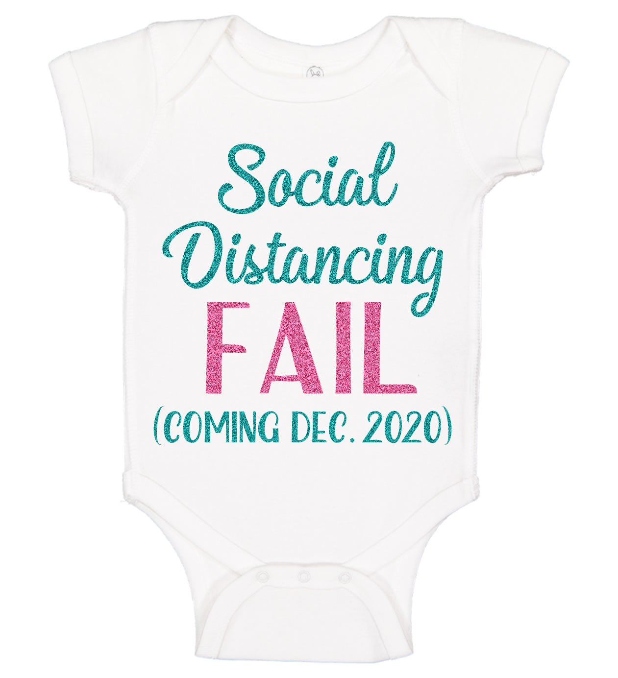 Social Distancing Onesie